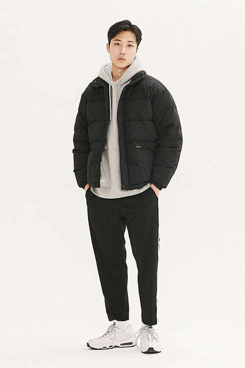 Short Heavy Down Parka