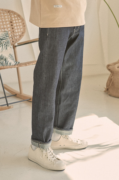 Regular Fit BS Selvedge Pants