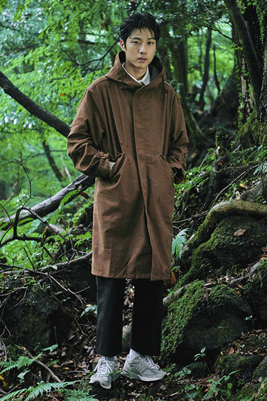 M-51 Fishtail Parka [Brown]