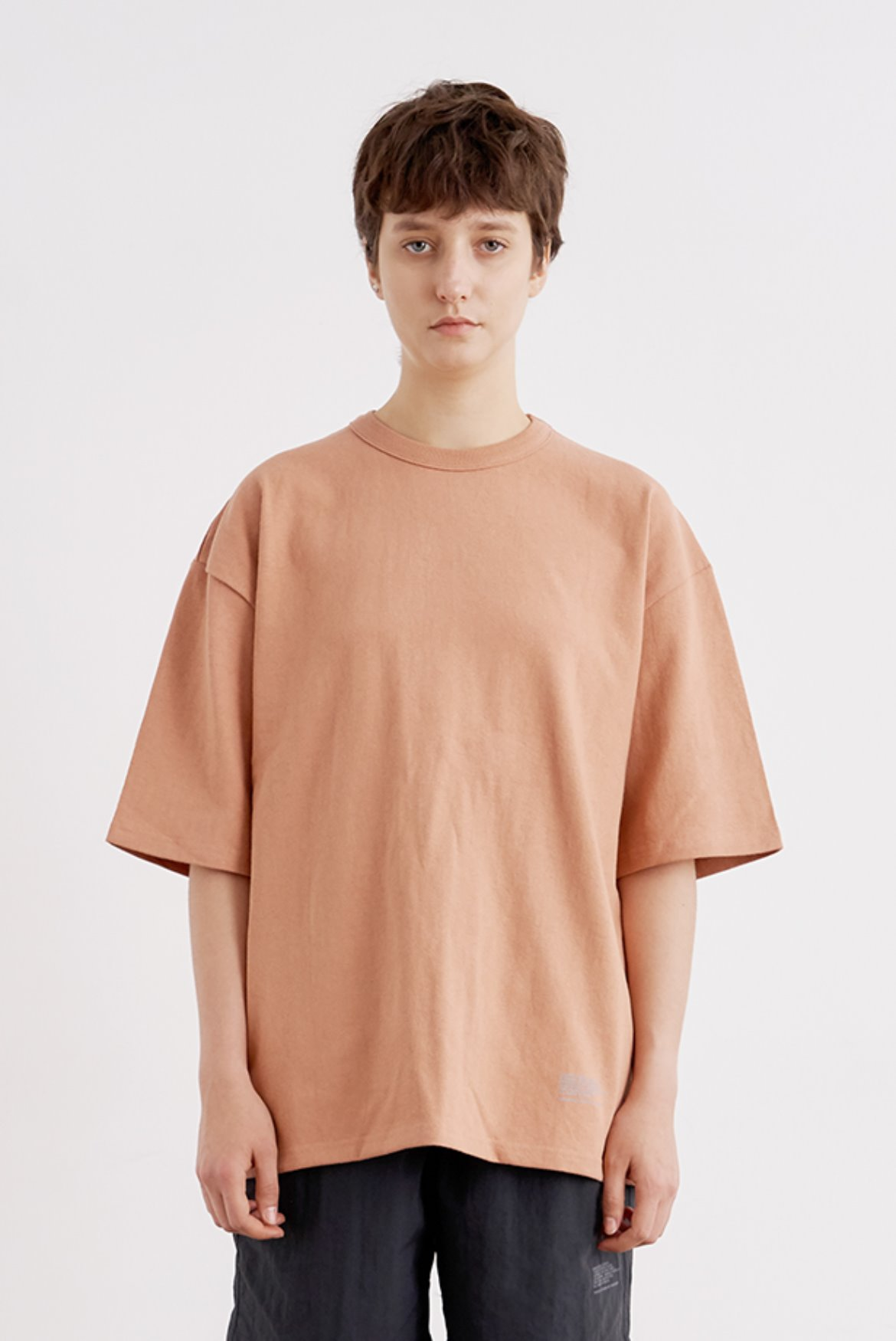 10s Baggy T-Shirts [Light Brick]