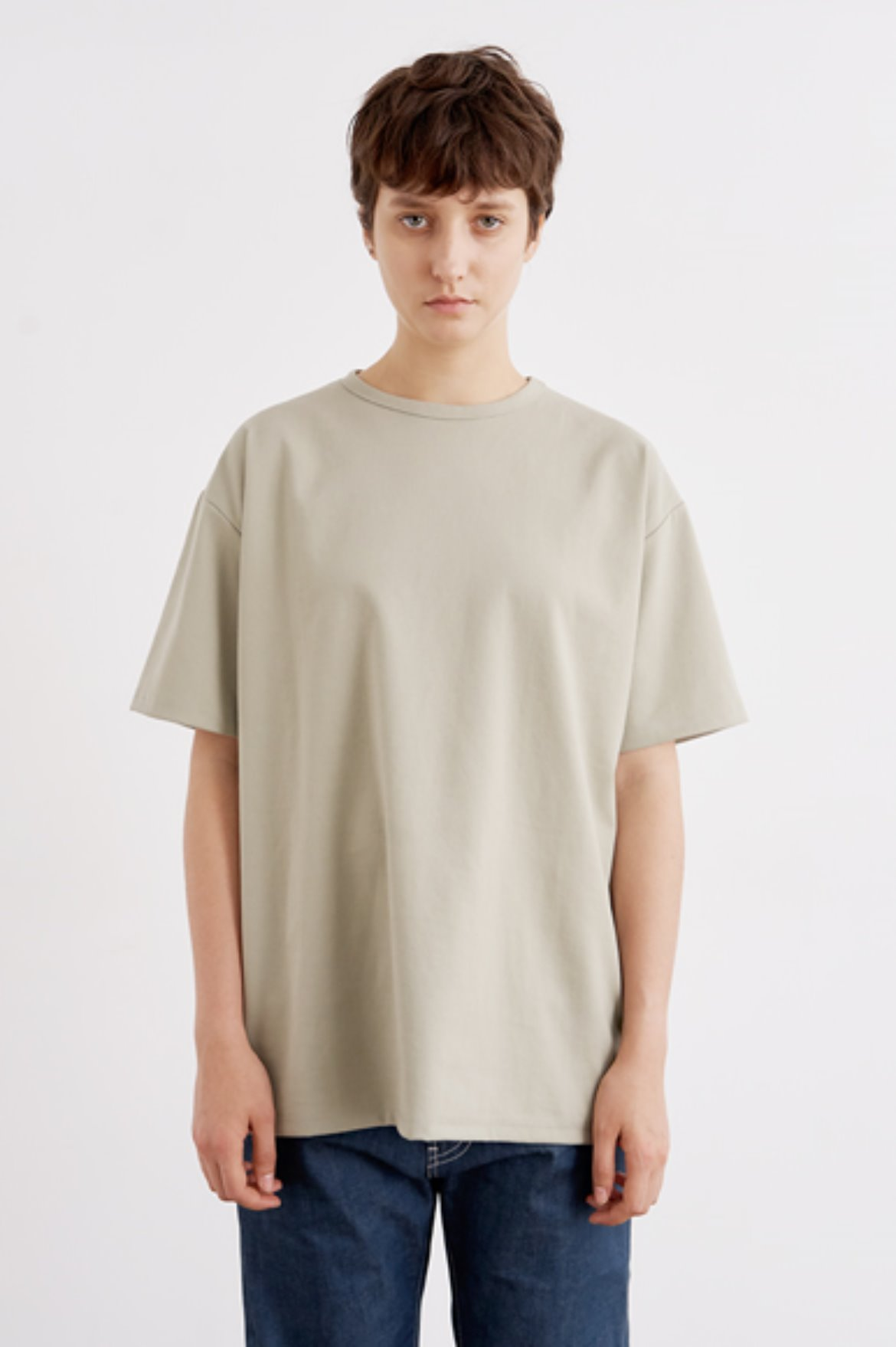 Cool Touch Regular Fit T-Shirts [Mint]