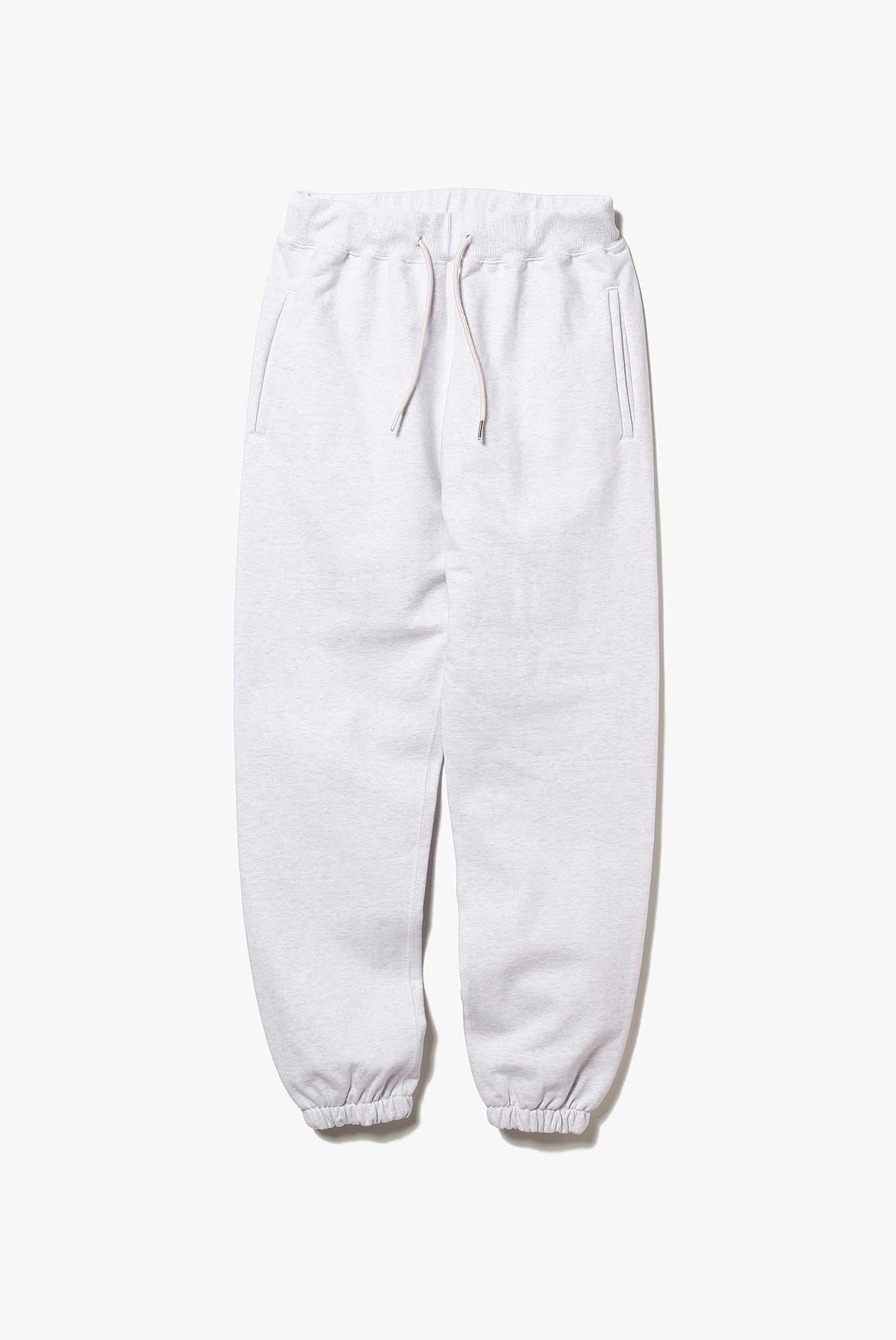 Classic Sweat Pants [White Grey]