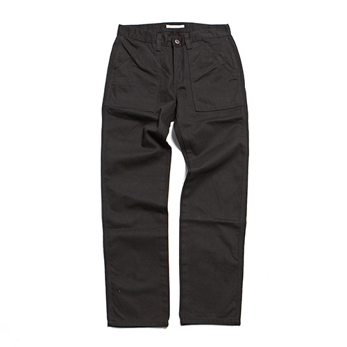 "XERO - British Fatigue Pants ""Black"""