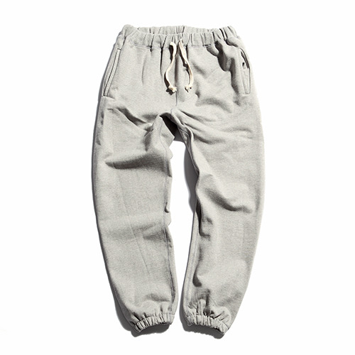 "(12월 22일 예약배송) XERO - Classic Sweat Pants ""Grey"""