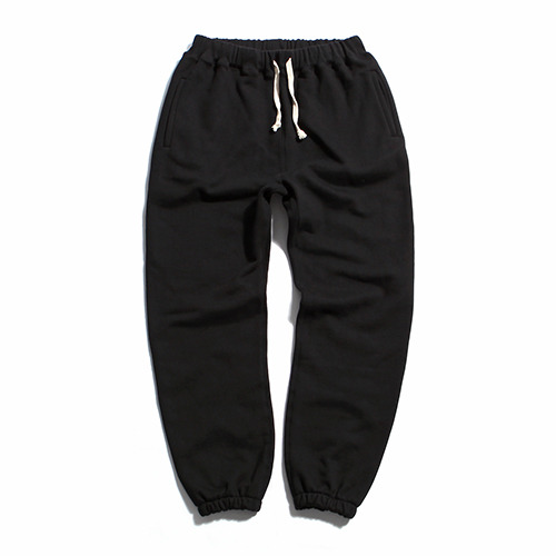 "XERO - Classic Sweat Pants ""Black"""