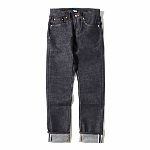 XERO - Slub Denim With Navy Stitch