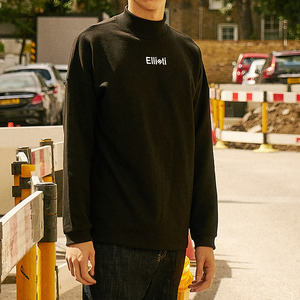 XEELTRO Mock Neck L/S T-Shirts