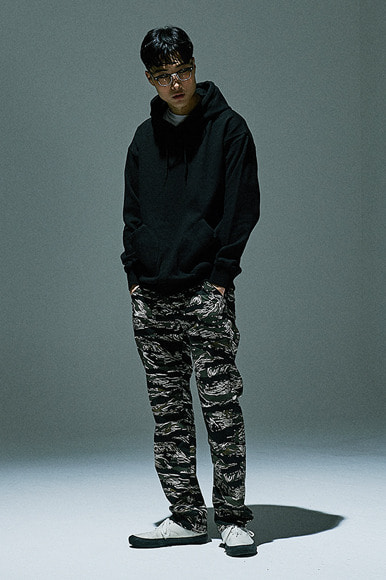 Regular Fit Tigercamo Pants