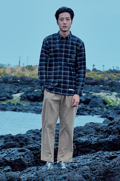Sealion -  Highland Check Shirts [Green]