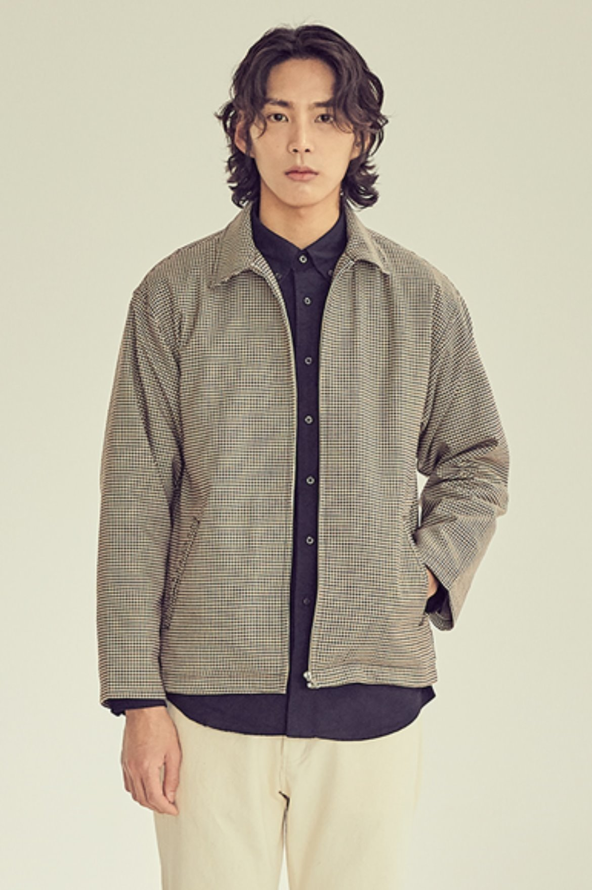 Gun Club Check Short Jacket