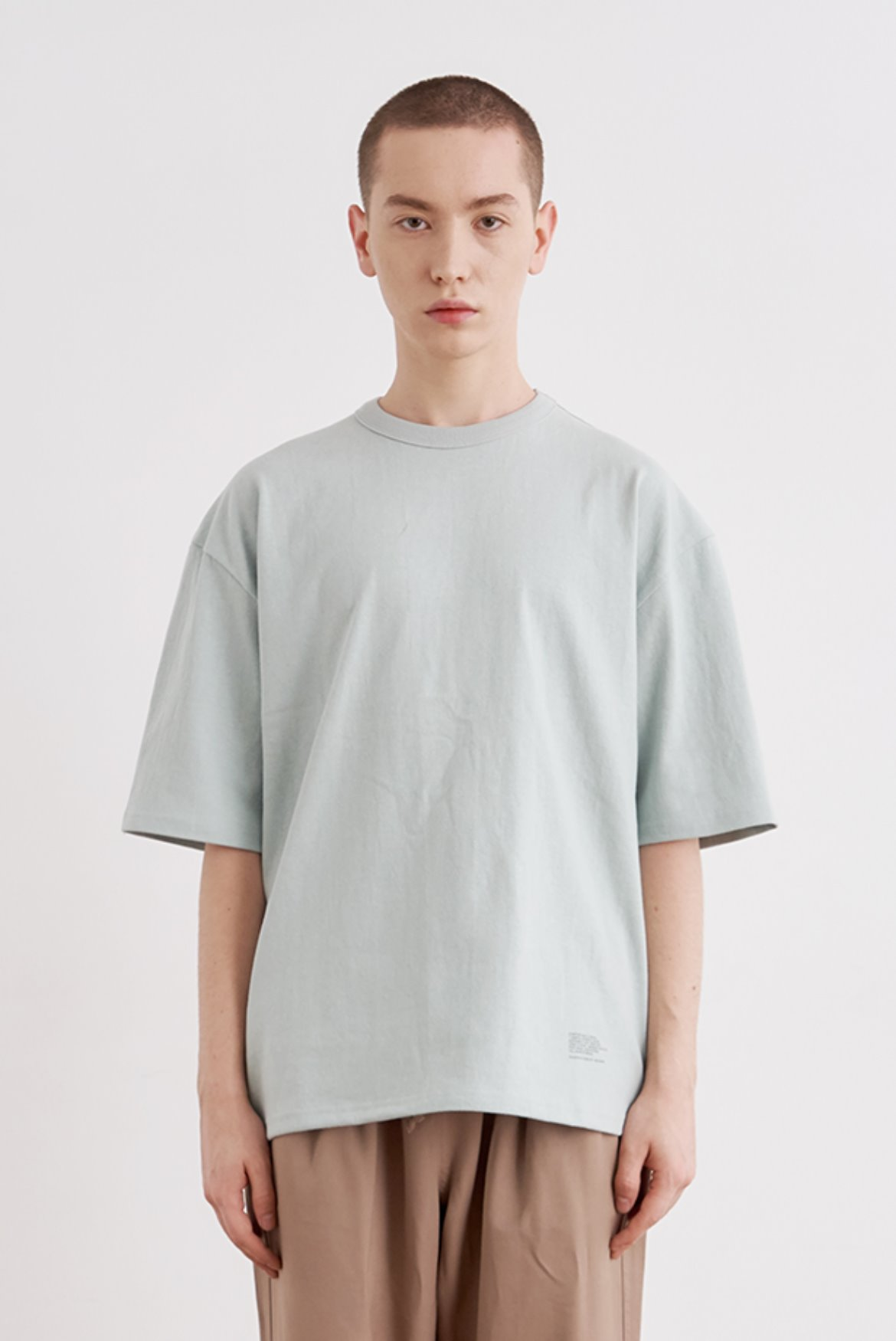 10s Baggy T-Shirts [Mint Blue]