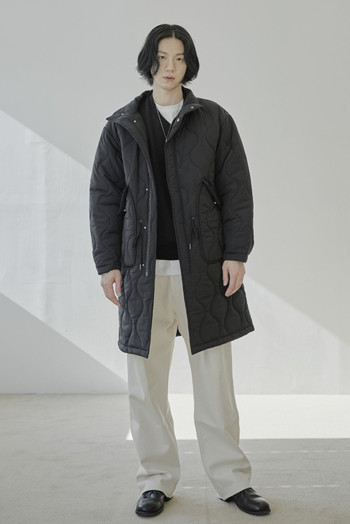 Quilting M-65 Parka