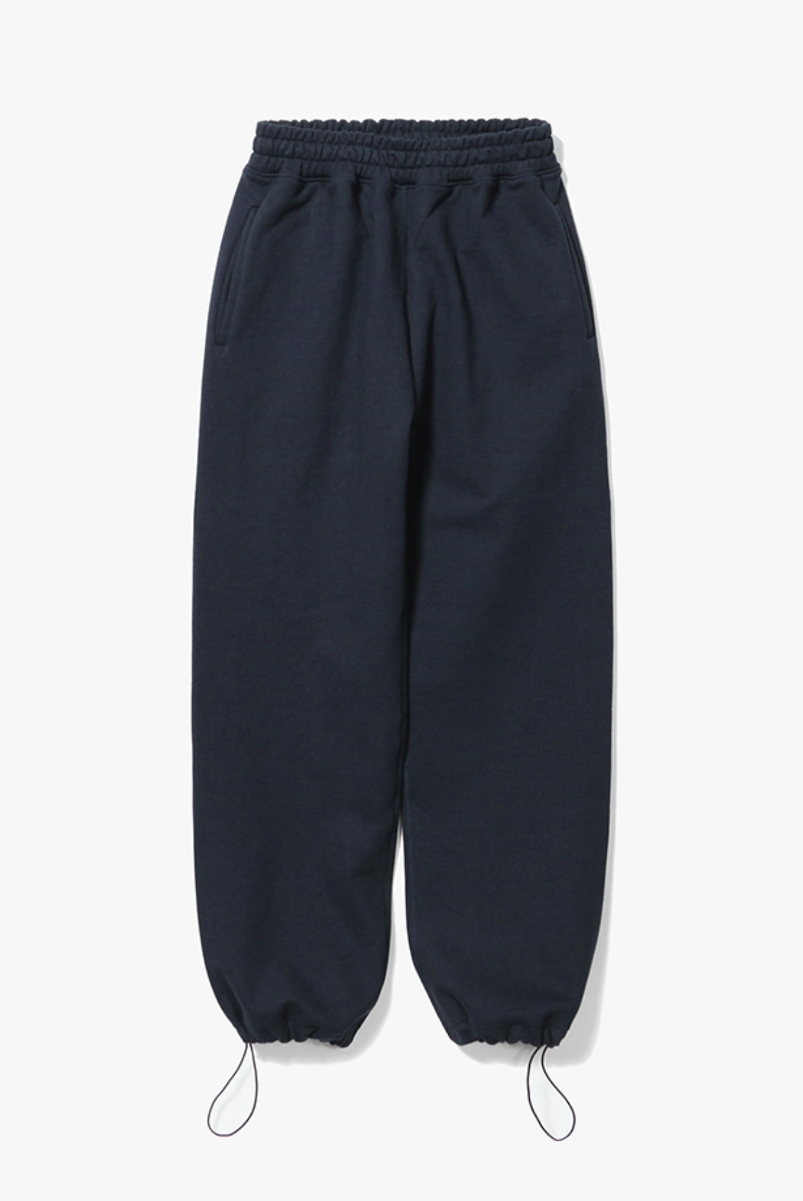 Classic String Sweat Pants [Navy]