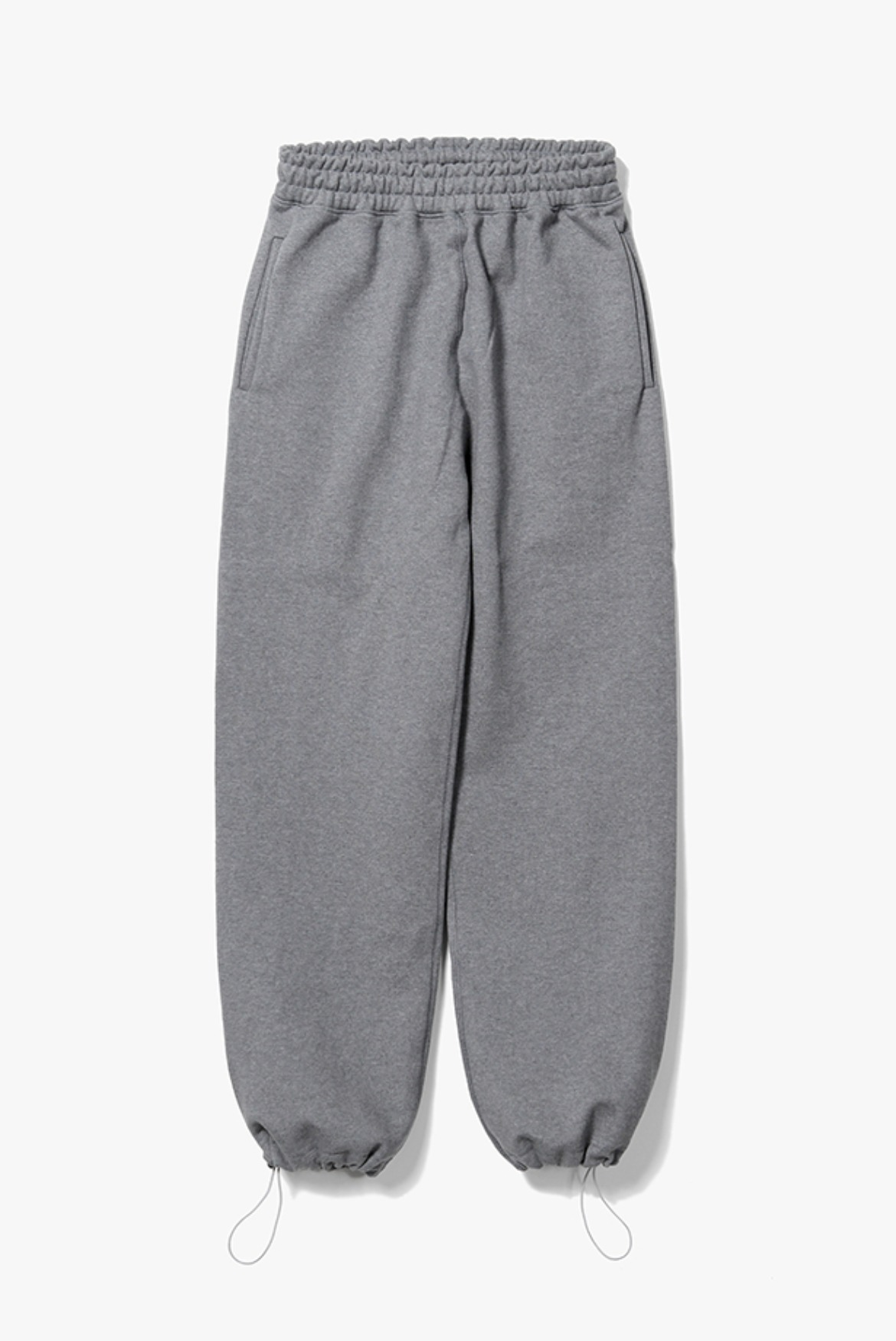 Classic String Sweat Pants [Charcoal]