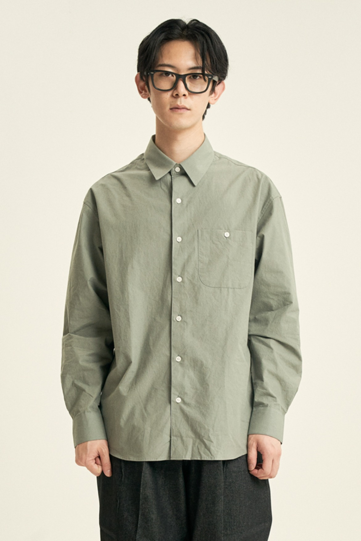 Daily Shirts [Hedge Green]