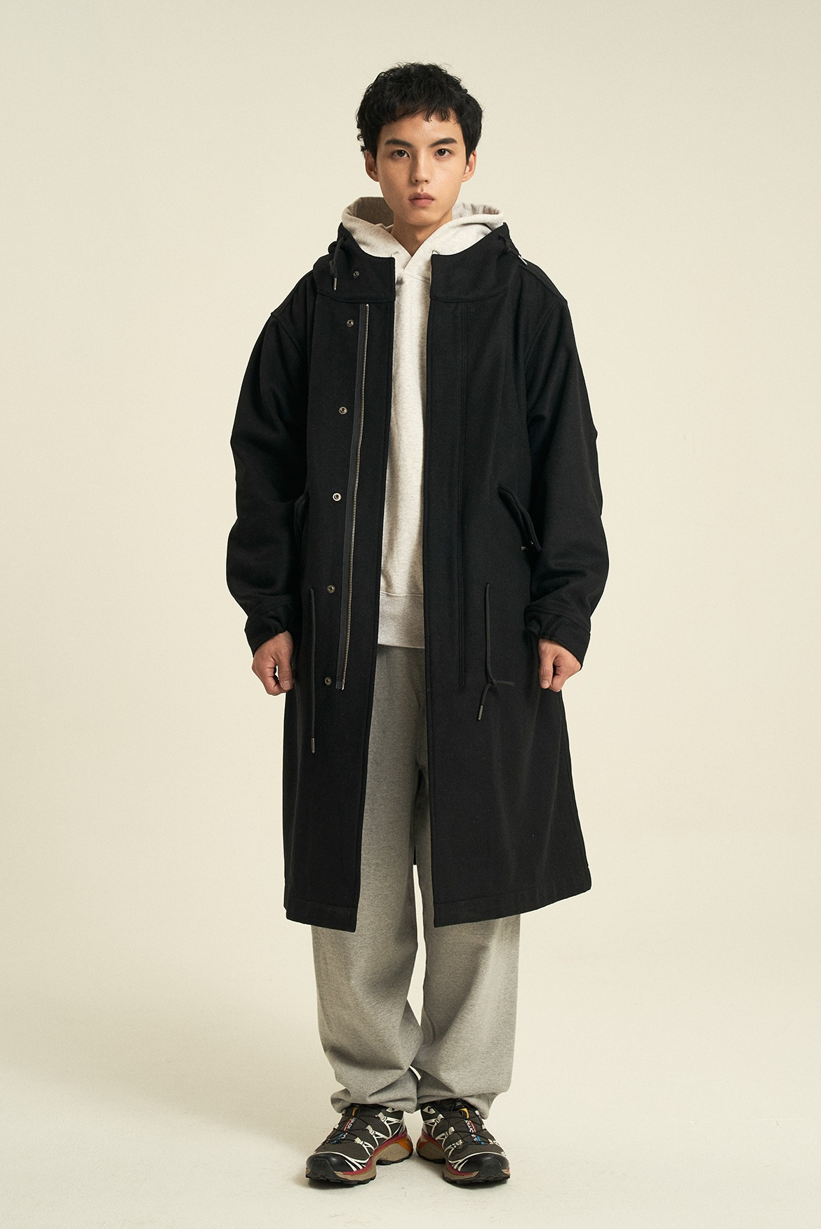 Wool M-51 Fishtail Coat