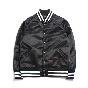 "XERO - Baseball Jacket ""Black"""