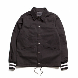 "XERO - Coach Jacket ""Black"""