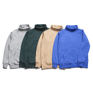 "XERO - Turtle Neck Pocket-T ""4 Colors"""