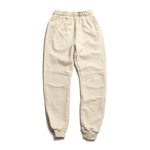 "XERO - Heavyweight Cotton Sweat Pants ""Old Ivory"""