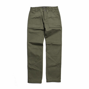 "XERO - British Fatigue Pants ""Khaki"""