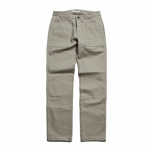"XERO - British Fatigue Pants ""Beige"""