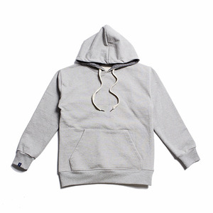 "XERO - Heavyweight Cotton Hoody ""Grey"""