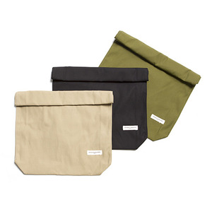 "XERO - Roll Top Clutch Bag ""3 Colors"""