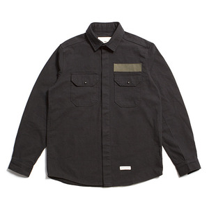 "XERO - Military Shirts ""Black"""