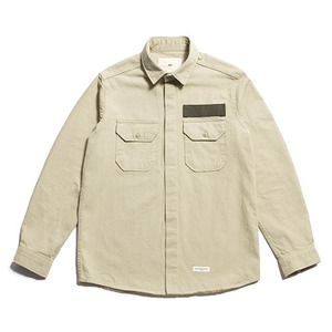 "XERO - Military Shirts ""Beige"""