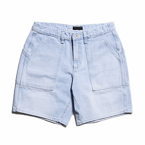 "XERO - Fatigue Double Pocket Shorts ""Coast Blue"""
