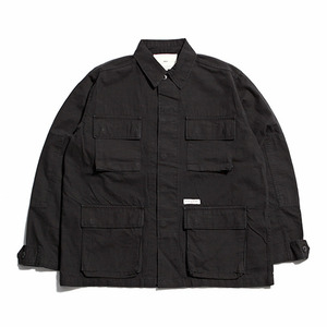 "XERO - B.D.U Jacket ""Black"""