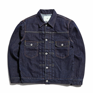 "XERO - 2nd Type Jacket ""Indigo"""
