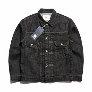"XERO - 2nd Type Jacket ""Black"""