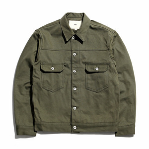 "XERO - Jungle Cloth Work Jacket ""Khaki"""
