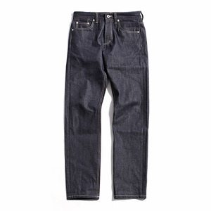 "XERO - Raw Denim Pants ""Dark Indigo"""