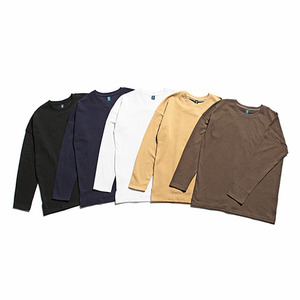 "RELAX - L/S T-Shirts ""5 Colors"""
