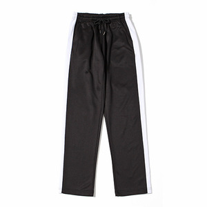 "RELAX - Track Pants ""Black / White"""