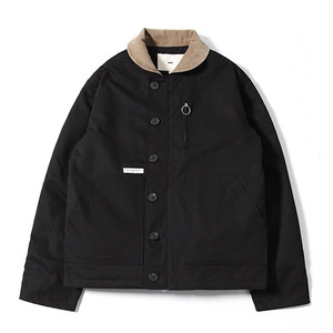 XERO - N-1 Deck Jacket 2 o.z Ver (Black)