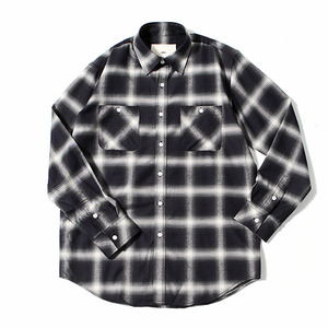 XERO - Ombre Check Shirt