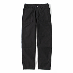 XERO - Back Satin Fatigue Pants (Black)