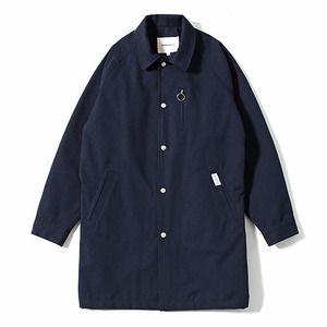 XERO - Raglan Long Coach Jacket (Navy)
