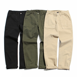 "RELAX - Fatigue Basic Pants ""3 Colors"""