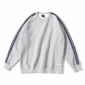 XERO - Tape Raglan Sweatshirt (Grey)