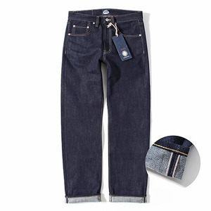 XERO - Regular Fit Selvedge Raw Denim Pants