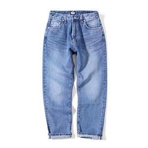XERO - Ankle Cut Denim Pants (Light Indigo)