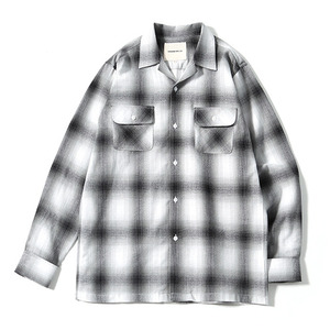XERO - Amunzen Open Check Shirt