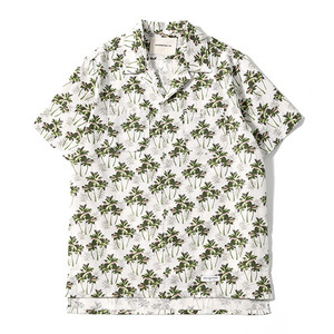 XERO - Palm Tree Hawaiian Shirts (Green)