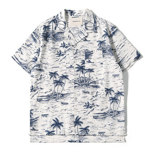 XERO - Hawaiian Scenery Shirts