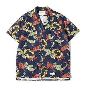 XERO - Maldives Hawaiian Shirts (Navy)